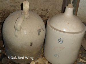5 gal. Red Wing