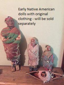 early native american dolls