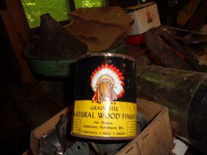 indian logo varnish