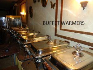 Buffet warmers
