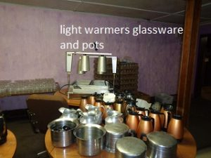 light warmers