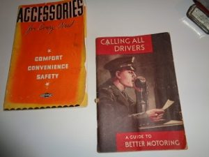 old manuals chevy