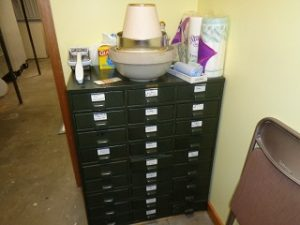 small drawer file cabinet